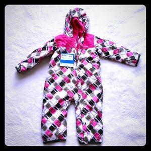 Columbia Toddler Snow Suit